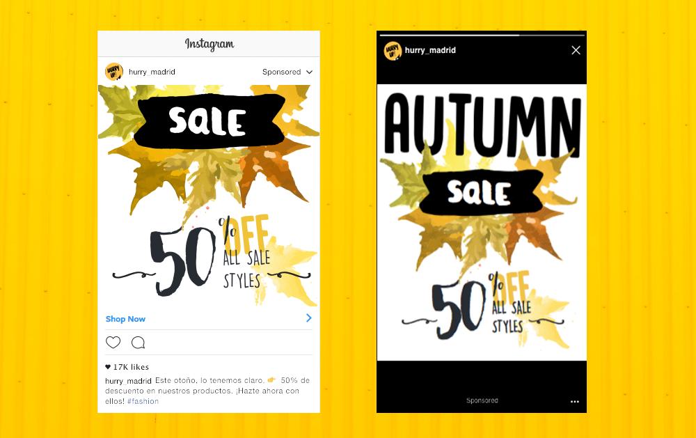 hacer una campaña en instagram ads