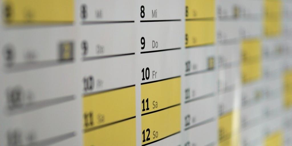 calendario blog