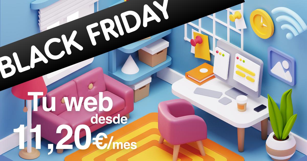 ¡Bienvenido Black Friday! 30% de descuento en todos nuestros servicios