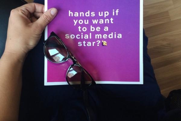 Crear una bio auténtica en Instagram - IceCream Marketing Shop